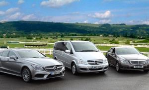 Tim's Transport Mercedes fleet
