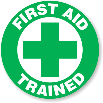 First Aid Trained Drivers