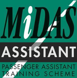 Midas Passenger Assistant Trained